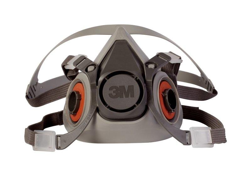 3M 6000 serie - Gas- en dampmasker 6200
