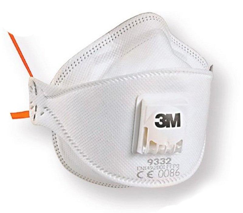 3M Aura - Stofmasker 9332+