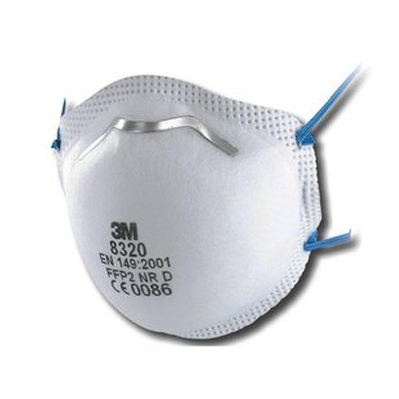 3M Comfort - Stofmasker 8320