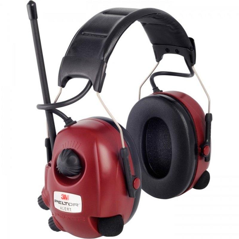 3M PELTOR Alert - Gehoorbeschermer met radio M2RX7A2