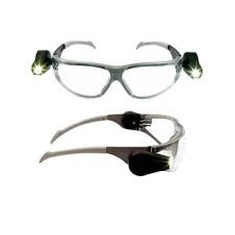 3M PELTOR LED - Veiligheidsbril LIGHTV