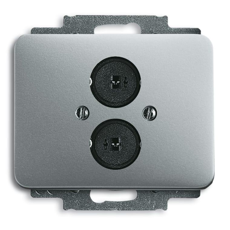 abb busch jaeger alpha exclusive luidsprekercontactdoos. Black Bedroom Furniture Sets. Home Design Ideas