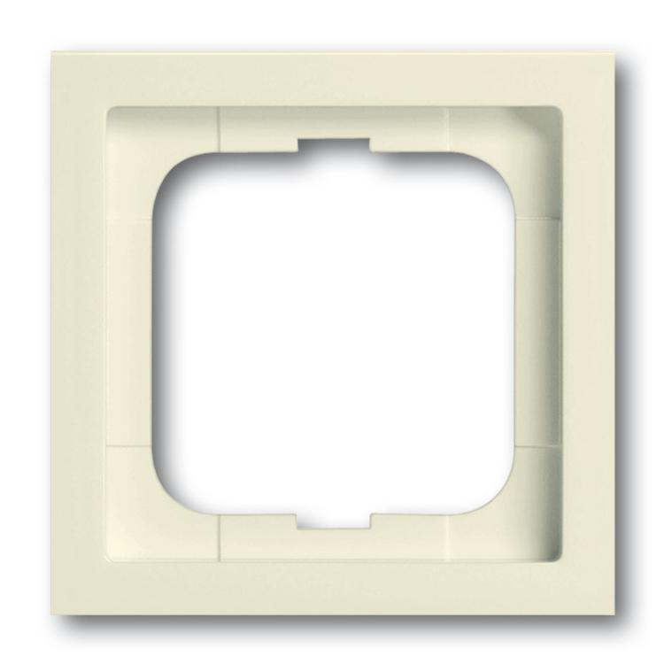 abb busch jaeger future linear afdekraam 1721 182k cr me. Black Bedroom Furniture Sets. Home Design Ideas