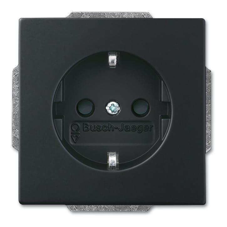 abb busch jaeger future linear wandcontactdoos 20 eucbli. Black Bedroom Furniture Sets. Home Design Ideas