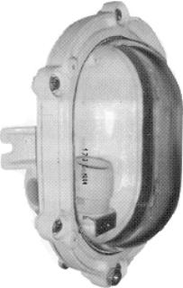 Ceag Bulleye - Explosieveilig armatuur AB 80
