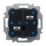 ABB Busch-Jaeger Busch-free@home - Jaloezieactor 6213/2.1-WL Draadloos inbouw