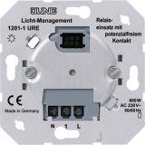 Jung Lichtmanagement - Elektronische schakelaar 1201-1URE