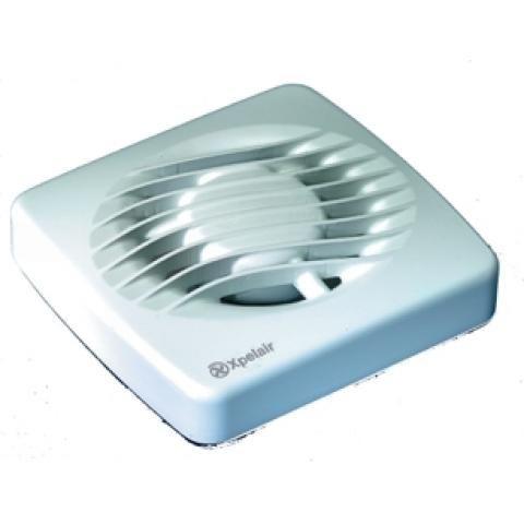 Xpelair DX100V - Badkamer-/toiletventilator X90901AW ...