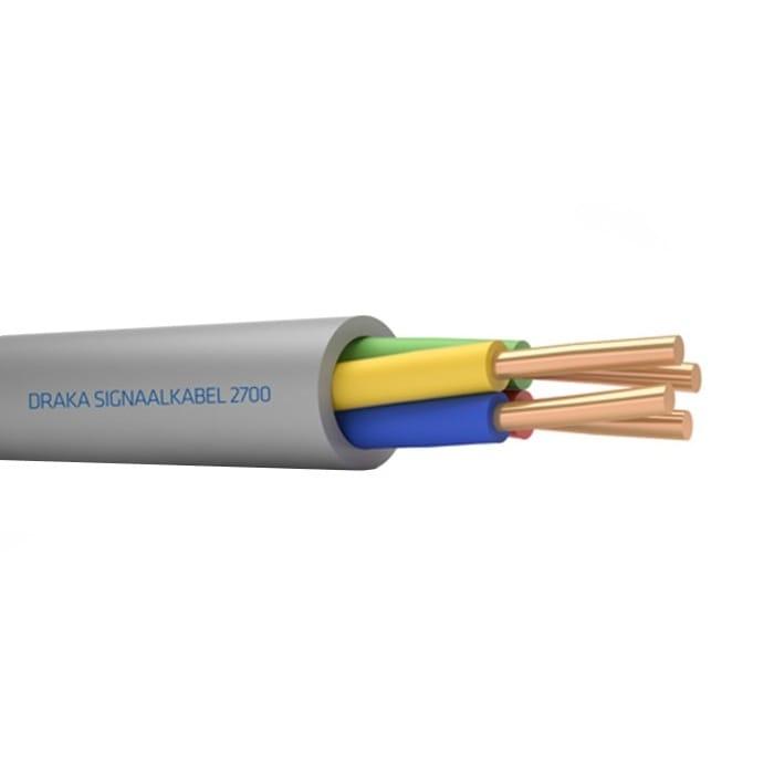 Draka Serie 2700 Dca - Signaalkabel YR-MB 6X0,8
