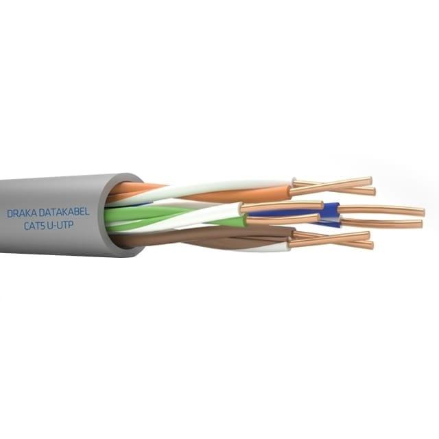 Draka UC300 - UTP kabel 124376D4