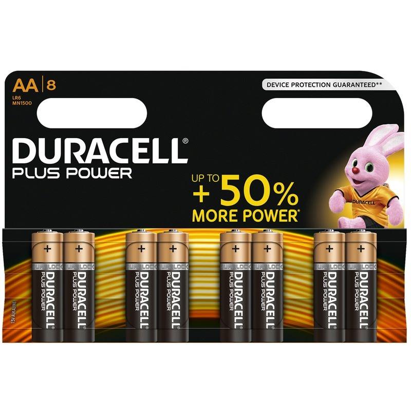 Duracell Plus Power - AA batterij AA K8