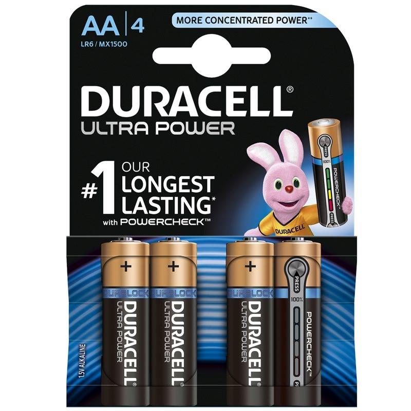 Duracell Ultra Power - AA batterij 80291501