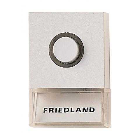 Friedland Honeywell Pushlite - Beldrukker D723W