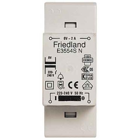 Friedland Honeywell VDE - Beltransformator E3554SN