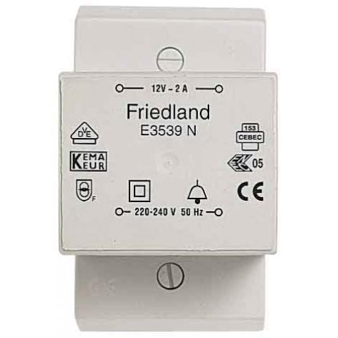 Friedland Honeywell VDE - Beltransformator E3539N