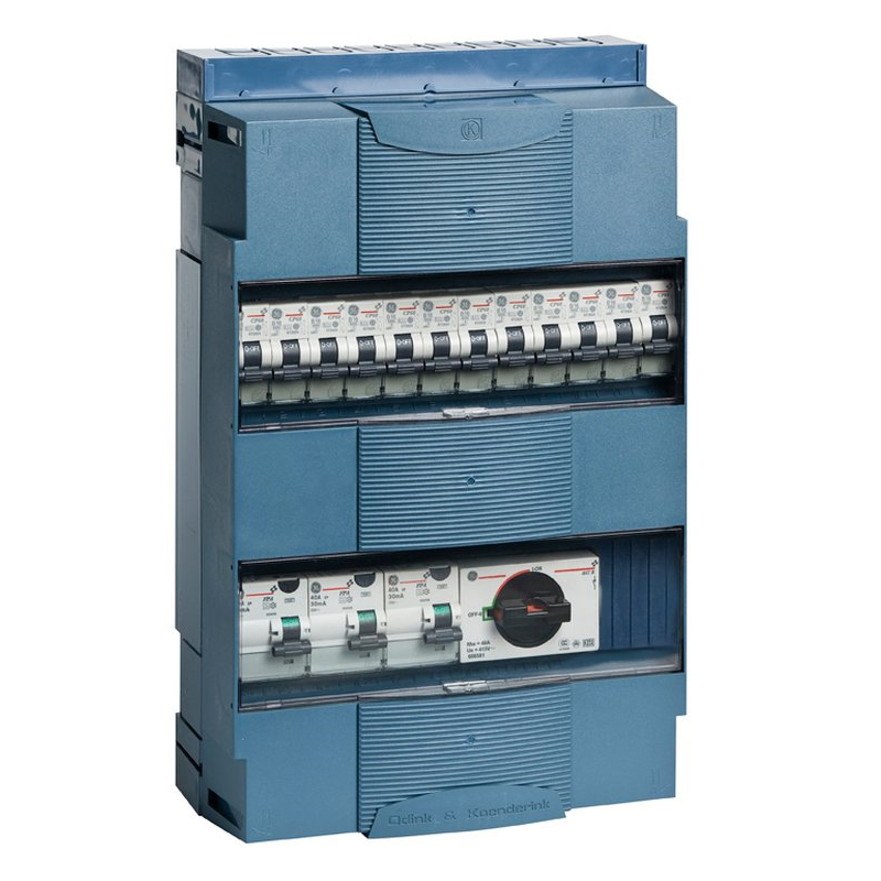 GE Power Controls OK11 - Groepenkast