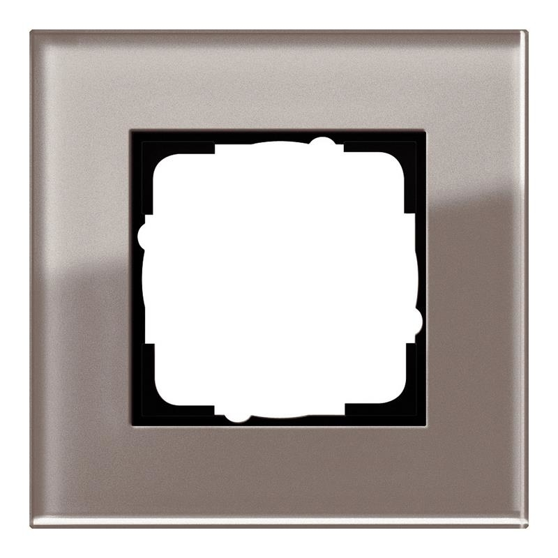 scrhijf een review voor gira esprit glas afdekraam. Black Bedroom Furniture Sets. Home Design Ideas