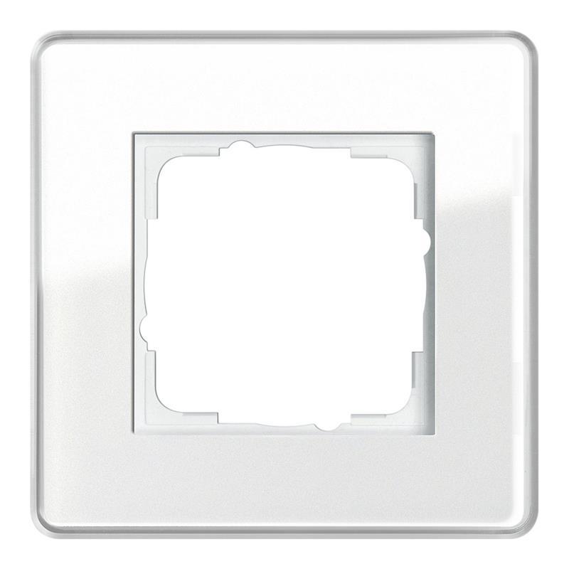 gira esprit glas c afdekraam 0211512 alpinwit. Black Bedroom Furniture Sets. Home Design Ideas