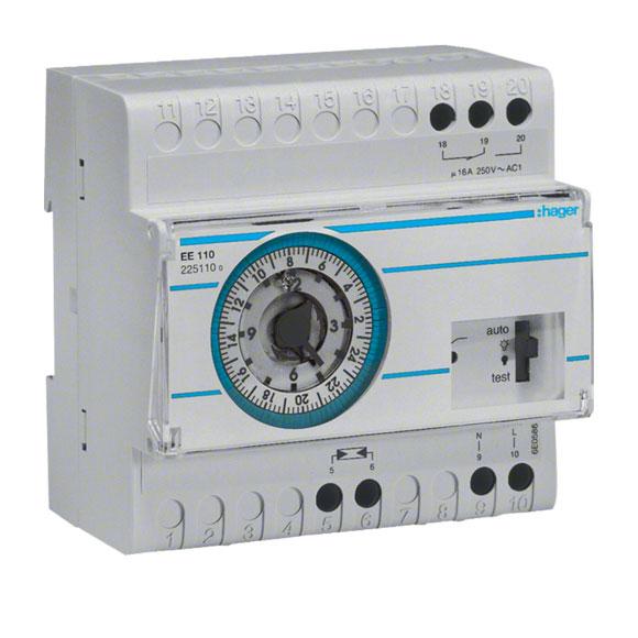Hager EE - Schemerschakelaar EE110