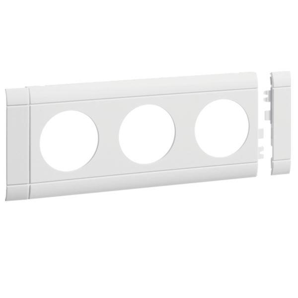Hager Tehalit Ecoline - Afdekplaat GB080309010