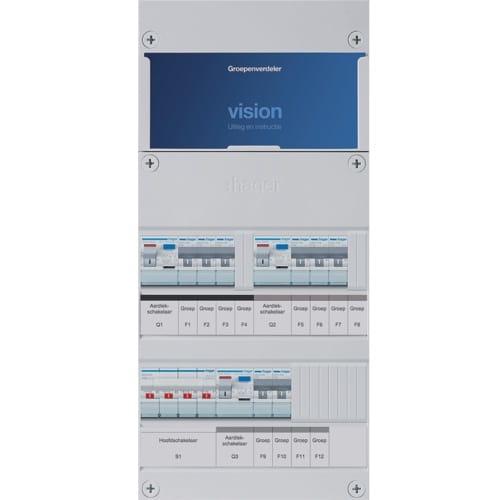 Hager Vision - Groepenkast VKG323L