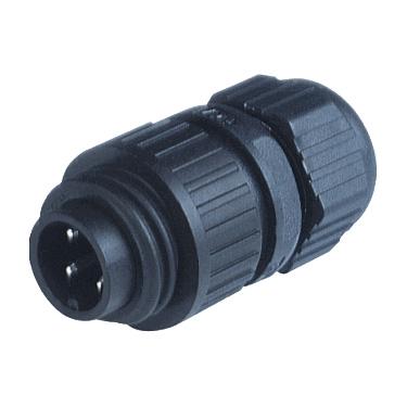 Hirschmann Multimedia CA - Kabelplug 934124100