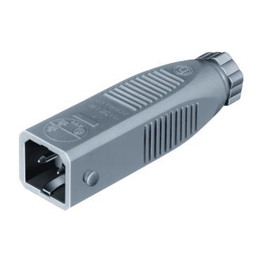 Hirschmann Multimedia ST - Kabelplug 931265106