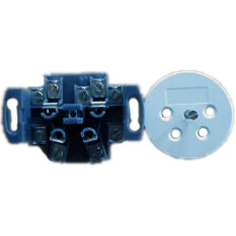 Isotel Basiselement - Telefooncontactdoos 46350 - 393582