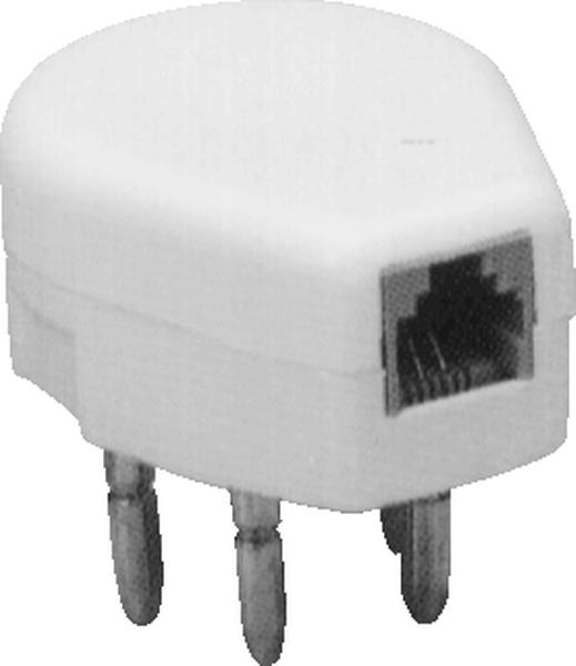 Isotel PTT - Telefoonstekker 18790M-43907