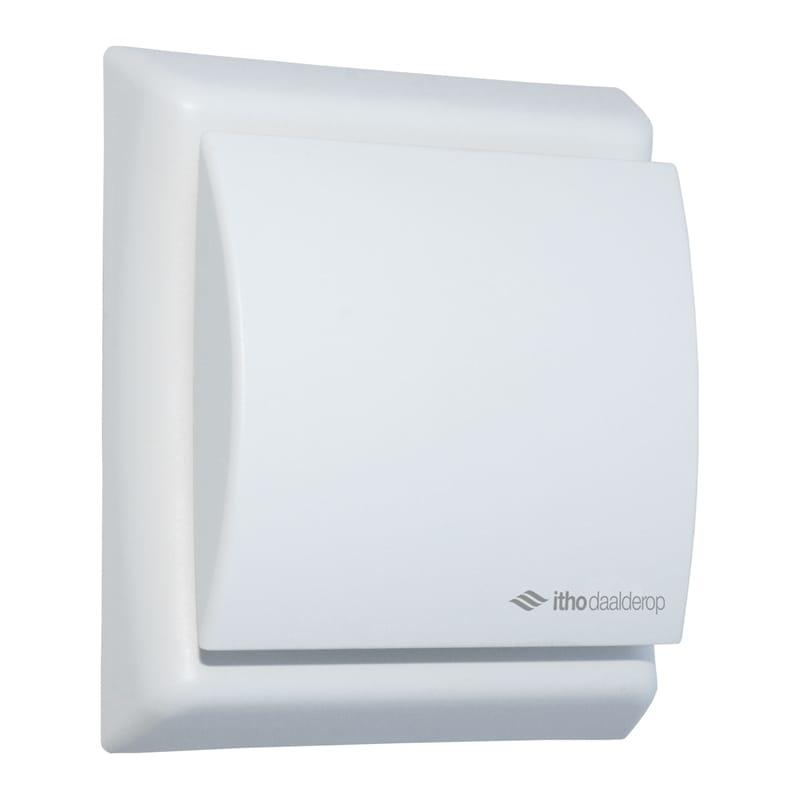 Itho Daalderop BTV N200 - Badkamer-/toiletventilator BTV-N201T
