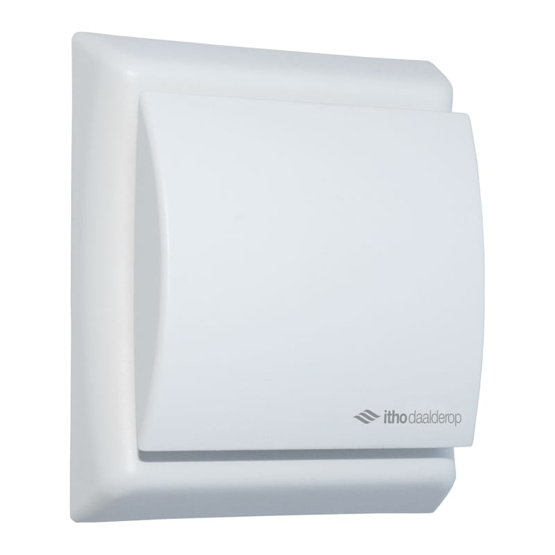 Itho Daalderop BTV N200 - Badkamer-/toiletventilator BTV-N202H