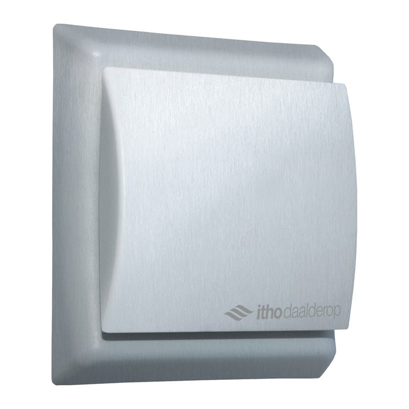 Itho Daalderop BTV N200 - Badkamer-/toiletventilator BTV-N201T ...