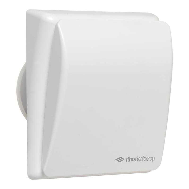 Itho Daalderop BTV N300 - Badkamer-/toiletventilator BTV-N301T