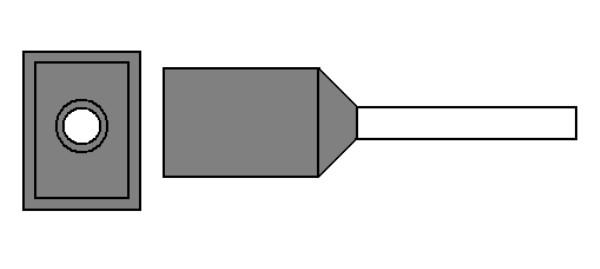 Klauke 8 Twin - Adereindhuls 8708