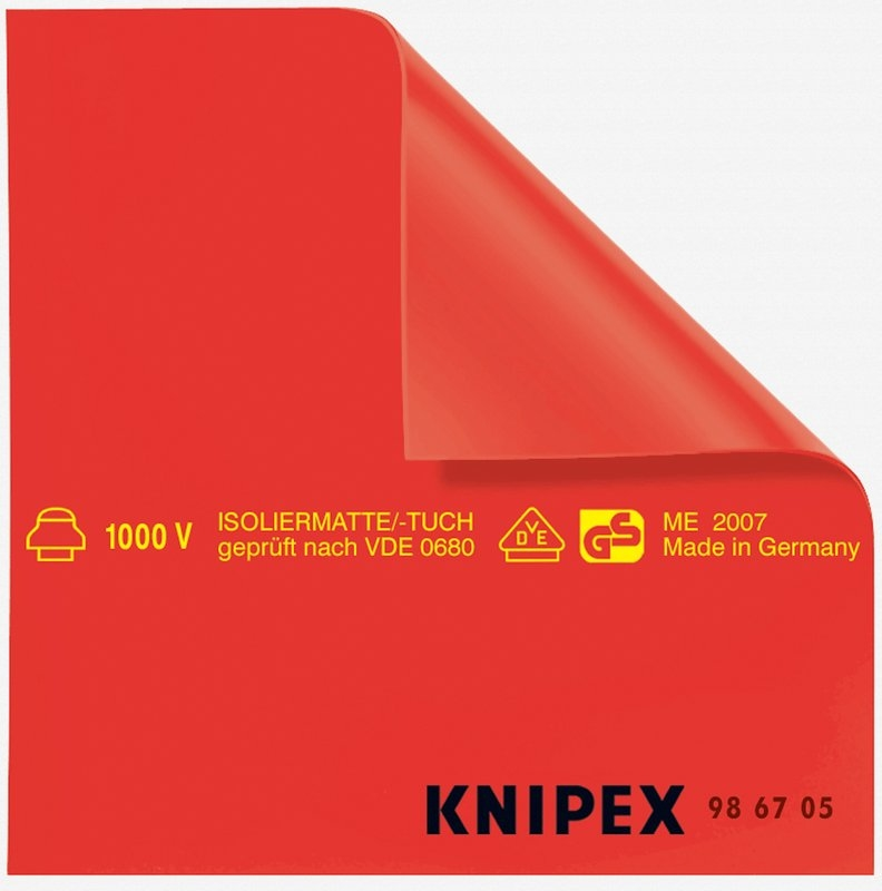 Knipex 9867 - Isolatiemat 98 67 05