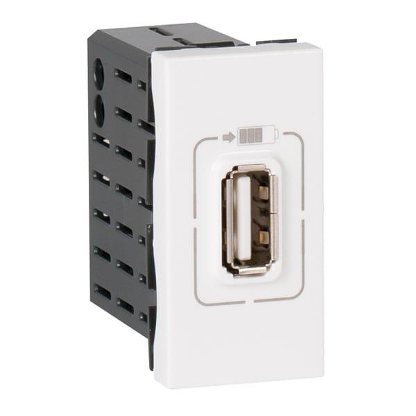 Legrand Mosaic - USB wandcontactdoos 077591