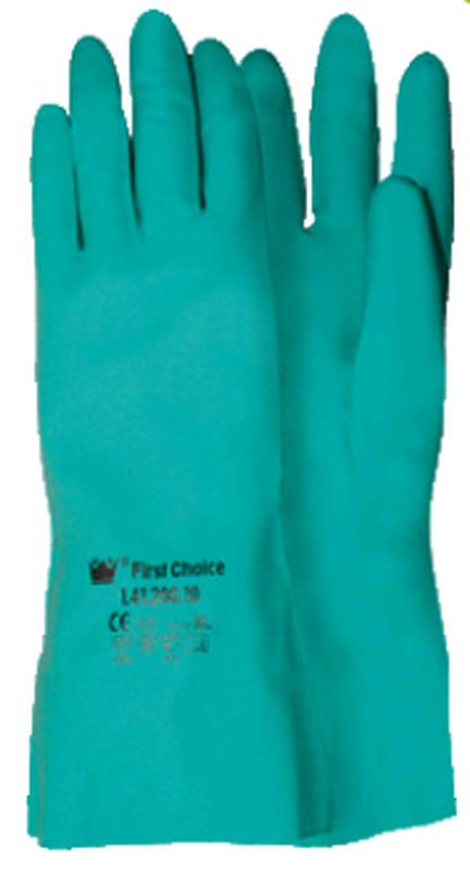 M-Safe First Choice - Nitril handschoen 14120008