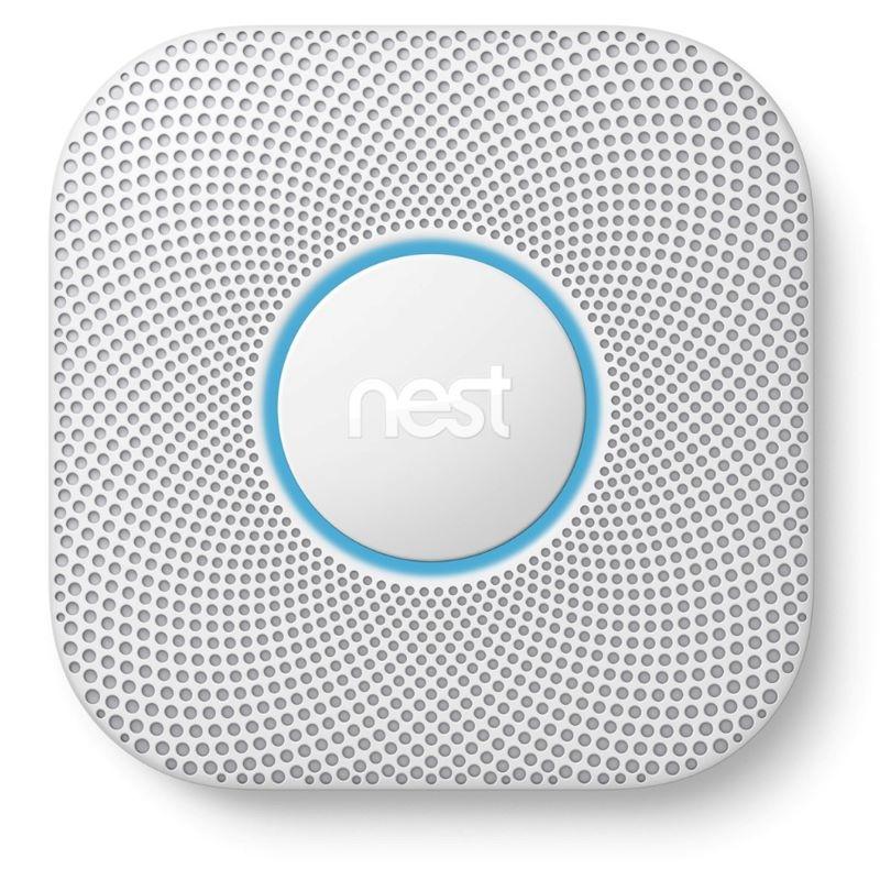 Nest Protect - Rook- en koolmonoxidemelder S3000BWFD