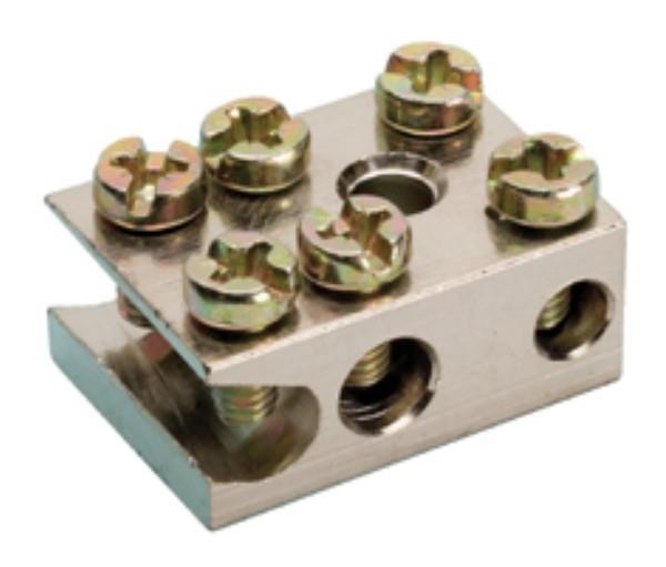 Newlec HEC - Aardverbindingsklem MODEL D