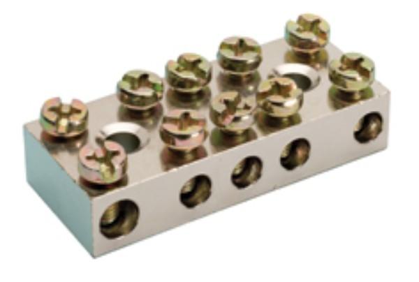 Newlec HEC - Aardverbindingsklem MODEL H