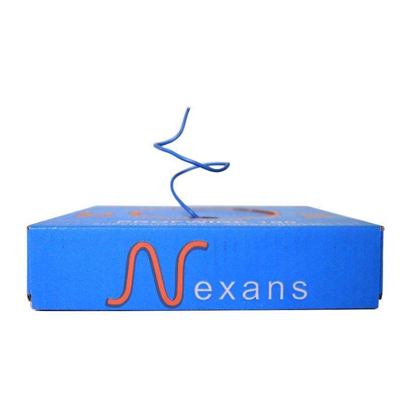 Nexans H07V-U Eca VD BOX - Installatiedraad VDBOX 2,5 BL