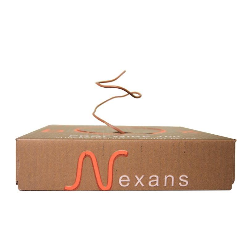 Nexans H07V-U Eca VD BOX - Installatiedraad VDBOX 2,5 BR