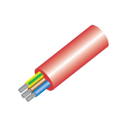 Nexans SIHF - Siliconenkabel SIHF 3G1
