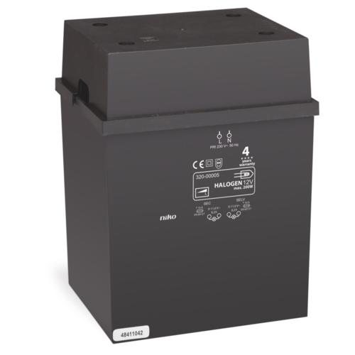 Niko Conventioneel - Bloktransformator 320-00005
