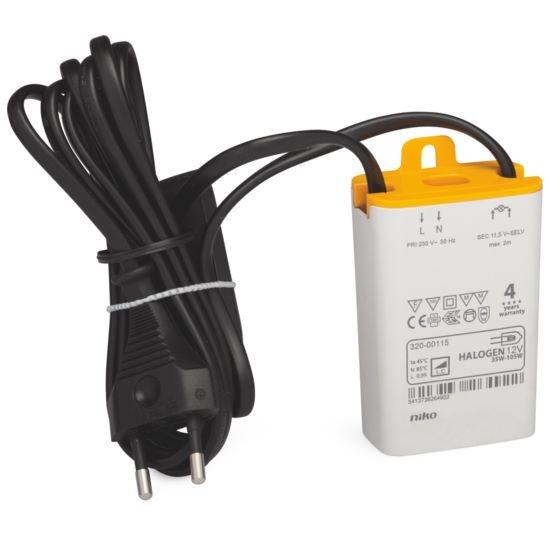 Niko Elektronisch - Halogeentransformator 320-00115
