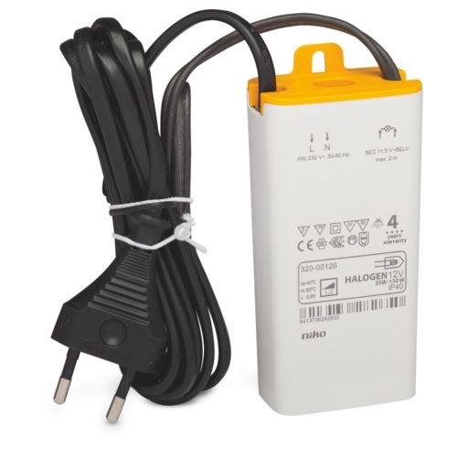 Niko Elektronisch - Halogeentransformator 320-00126