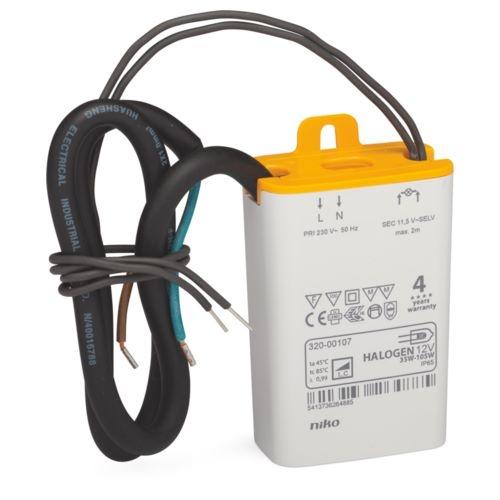 Niko Elektronisch - Halogeentransformator 320-00107