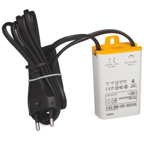 Niko Elektronisch - Halogeentransformator 320-00114