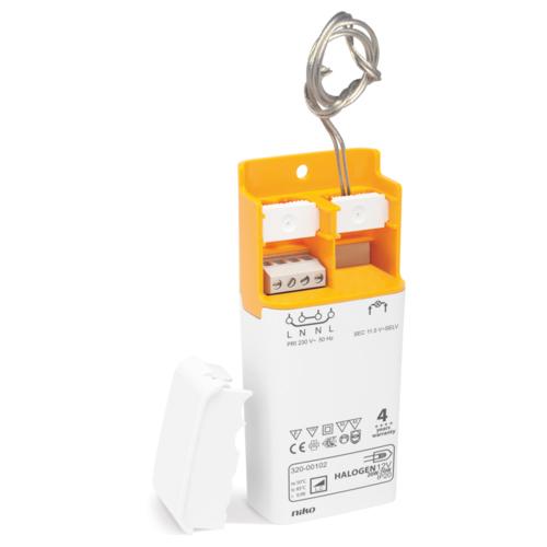 Niko Elektronisch - Transformator laagvolt lichtsysteem 320-00102