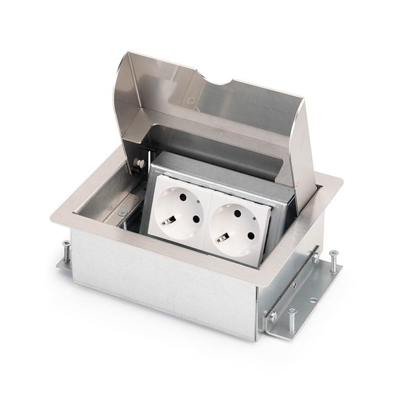 OCS Servicebox 2.0 - Vloercontactdoos 33.72.001